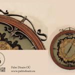 Näituse eksemplarid ja müügiartiklid mont